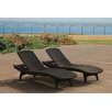 Keter Chaise Lounger (Set of 2)