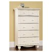 <strong>Sauder</strong> Harbor View 5 Drawer Chest