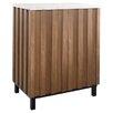 Sauder Soft Modern Cubby Storage Cabinet