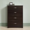 Sauder Beginnings 4 Drawer Chest