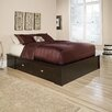 Sauder Shoal Creek Queen Platform Bedroom Collection