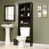 """<strong>Peppercorn 23.31"""" x 68.58"""" Bathroom Shelf</strong> by Sauder"""