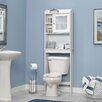 "Sauder Caraway 21.1"" x 68"" Over the Toilet Cabinet"