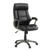 Sauder Gruga Manager's Mid-Back Leather Executive Office Chair II