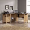 <strong>Sauder</strong> August Hill L-Shaped Corner Desk