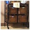 Wildon Home ® Arrington Storage Baker's Rack