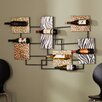<strong>Wildon Home ®</strong> Mandy 7 Wine Bottle Wall Mount Wine Rack