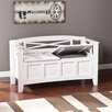 Wildon Home ® Cayman Wood Storage Bench