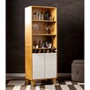 Wildon Home ® Peralta 8 Bottle Wine Cabinet