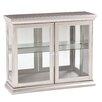 Wildon Home ® Milan Curio Cabinet
