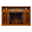 "Wildon Home ® Lipan 48"" TV Stand with Electric Fireplace"