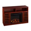 Wildon Home ® Wallacetown TV/ Media Stand with Electric Fireplace