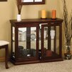 Wildon Home ® Copley Double Door Curio Cabinet