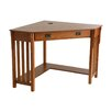 Wildon Home ® Westbriar Corner Writing Desk