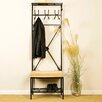 Wildon Home ® Edwards Storage Rack / Bench Seat