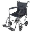 Steel Ultra Lightweight Transport Wheelchair