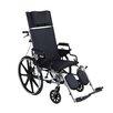 Drive Medical Viper Plus GT Full Reclining Wheelchair
