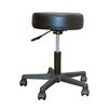 Drive Medical Height Adjustable Stool with Saddle Seat