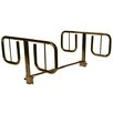 """Drive Medical Half Length """"T"""" Style Bed Rails"""