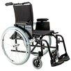 Drive Medical Cougar Folding Ultra Lightweight Wheelchair