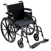 <strong>Drive Medical</strong> Cruiser III Bariatric Wheelchair