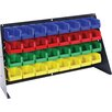<strong>Large Bench Rack with Bins (Complete Package)</strong> by Quantum Storage