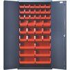 "Quantum Storage 72"" H x 36"" W x 18"" D Welded Storage Cabinet"