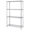 Quantum Storage Wire Shelving Retail Starter Units