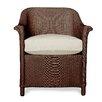 Lloyd Flanders Crofton Dining Chair with Cushion