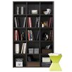 "Boraam Industries Inc Techny Kline 78"" Bookcase"