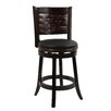 "<strong>Boraam Industries Inc</strong> Sumatra 24"" Swivel Bar Stool with Cushion"