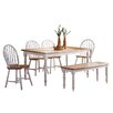 Farmhouse 6 Piece Dining Set