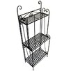 <strong>Folding Piper Baker's Rack</strong> by Pangaea Home and Garden