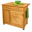 <strong>Kitchen Cart</strong> by Catskill Craftsmen, Inc.