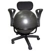 <strong>Low-Back Deluxe Ball Chair</strong> by AeroMAT