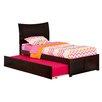 Atlantic Furniture Urban Lifestyle Soho Bed with Trundle