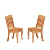 Additional Windsor Chairs (Set of 2)