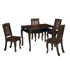Teamson Kids Windsor Kids' Rectangular Table and Chair Set