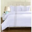 Simple Luxury Hannah 3 Piece Duvet Cover Set