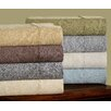 <strong>Simple Luxury</strong> Impressions Italian Paisley 600 Thread Count Wrinkle Resistant Cotton Blend Sheet Set
