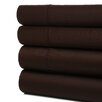 <strong>400 Thread Count Egyptian Cotton Solid Sheet Set</strong> by Simple Luxury