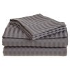 Simple Luxury Vanessa 1500 TC Microfiber Stripe Sheet Set