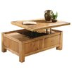 <strong>Lodge 100 Coffee Table with Lift Top</strong> by Artisan Home Furniture