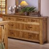 Lodge 100 7 Drawer Dresser