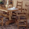 <strong>Lodge 100 Ladderback Arm Chair</strong> by Artisan Home Furniture