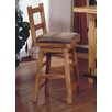 "<strong>Artisan Home Furniture</strong> Lodge 100 24"" Swivel Bar Stool"