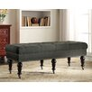 Linon Isabelle Upholstered Bedroom Bench