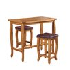 Rio Grand Tavern 3 Piece Dining Set
