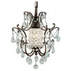 <strong>Feiss</strong> Maison De Ville 1 Light Mini Foyer Pendant
