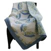 <strong>Greenland Home Fashions</strong> Francesca Cotton Throw